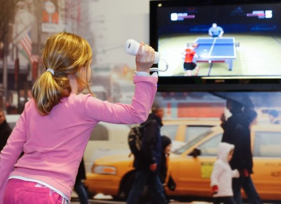 Kinect of Wii